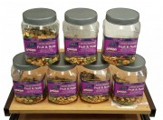 Nuts Jars Small