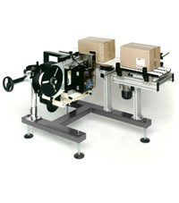 Used and demonstration labelling systems