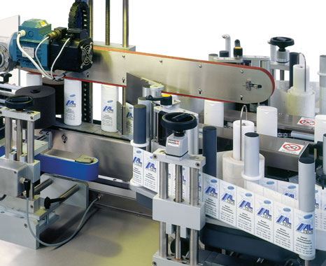 AL Tech Labelling Machine