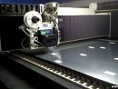 ALcode LT on Robotic Sheet Processing Table
