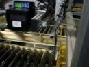 Rotary Arm Two Axis Fruit Tray Labelling